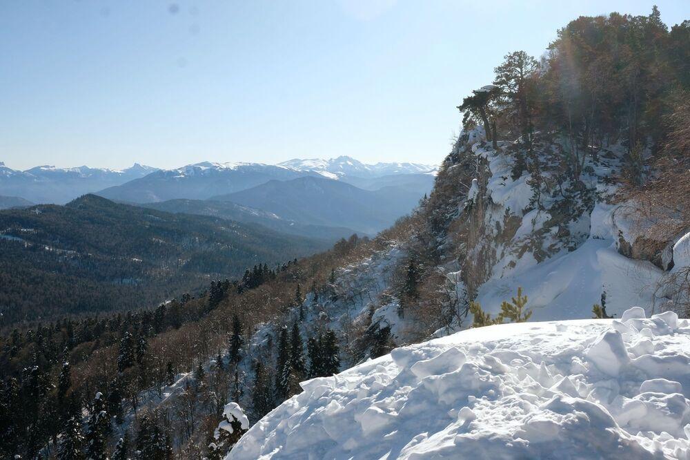 Kavkazská státní přírodní biosférická rezervace