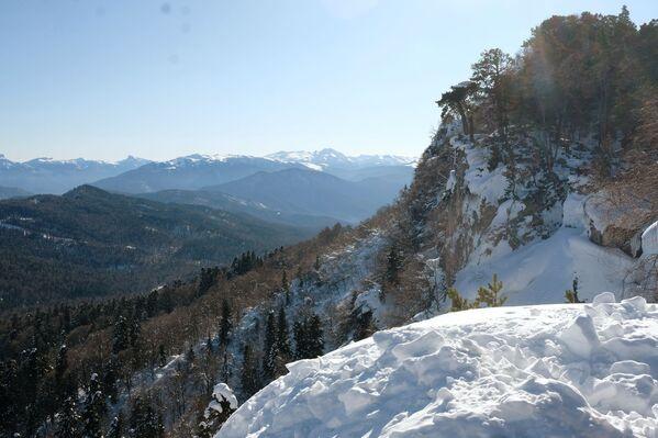 Kavkazská státní přírodní biosférická rezervace - Sputnik Česká republika