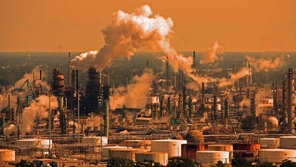 Emise oxidu dusičitého  - Sputnik Česká republika