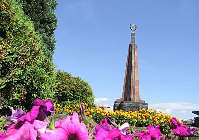 Hřbitov Rudé armády v Zvolenu