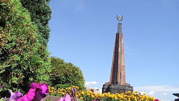Hřbitov Rudé armády v Zvolenu - Sputnik Česká republika