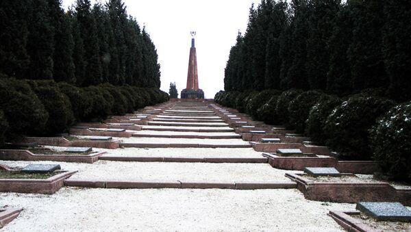 Vojenský hřbitov ve Zvolenu - Sputnik Česká republika