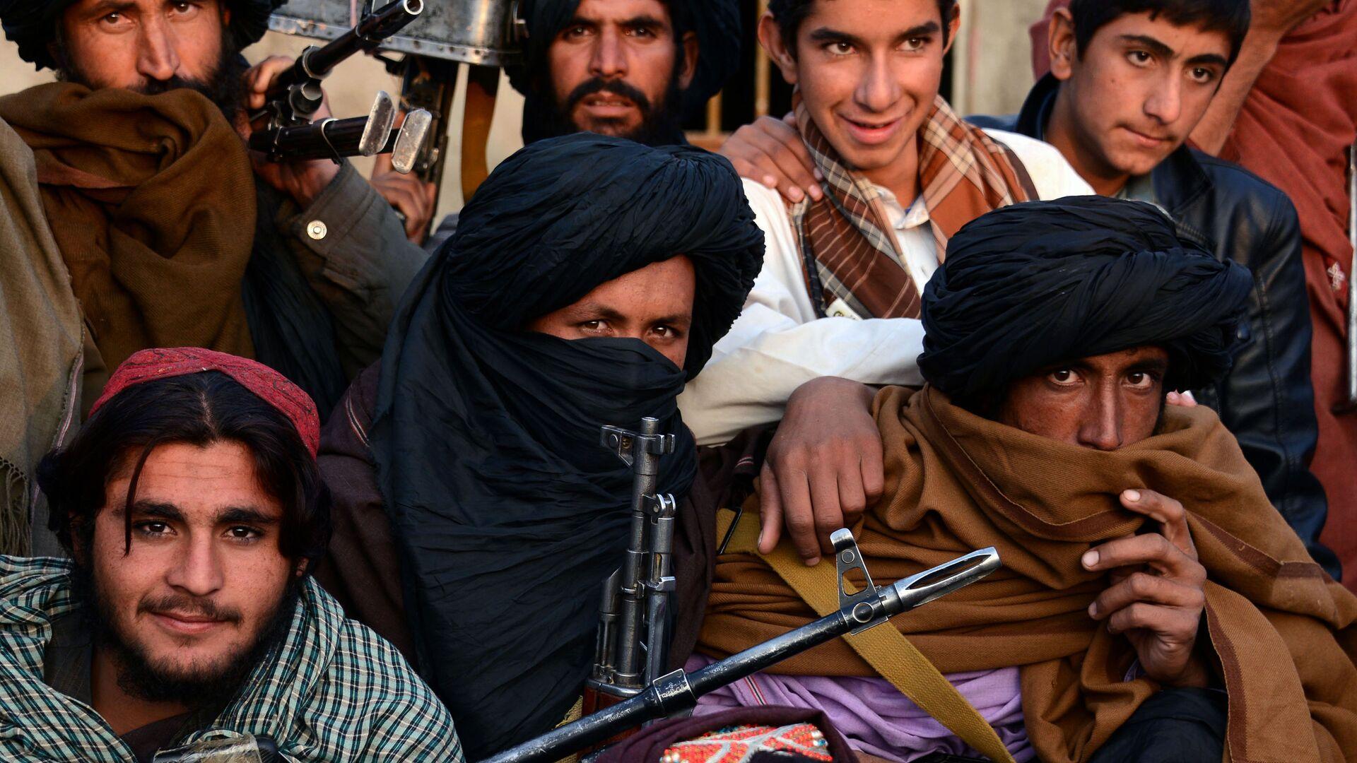 Členové hnutí Tálibán v provincii Farah (archivní foto) - Sputnik Česká republika, 1920, 07.09.2021