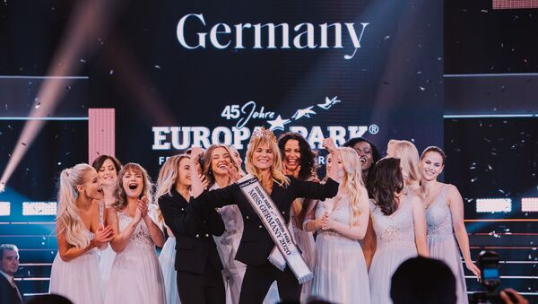 Miss Německo 2020 - Sputnik Česká republika