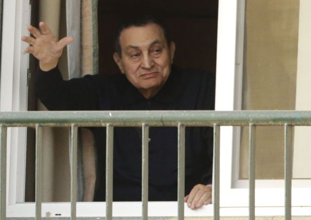Muhammad Husní Mubárak