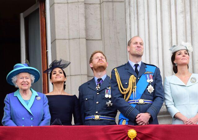 Královská rodina