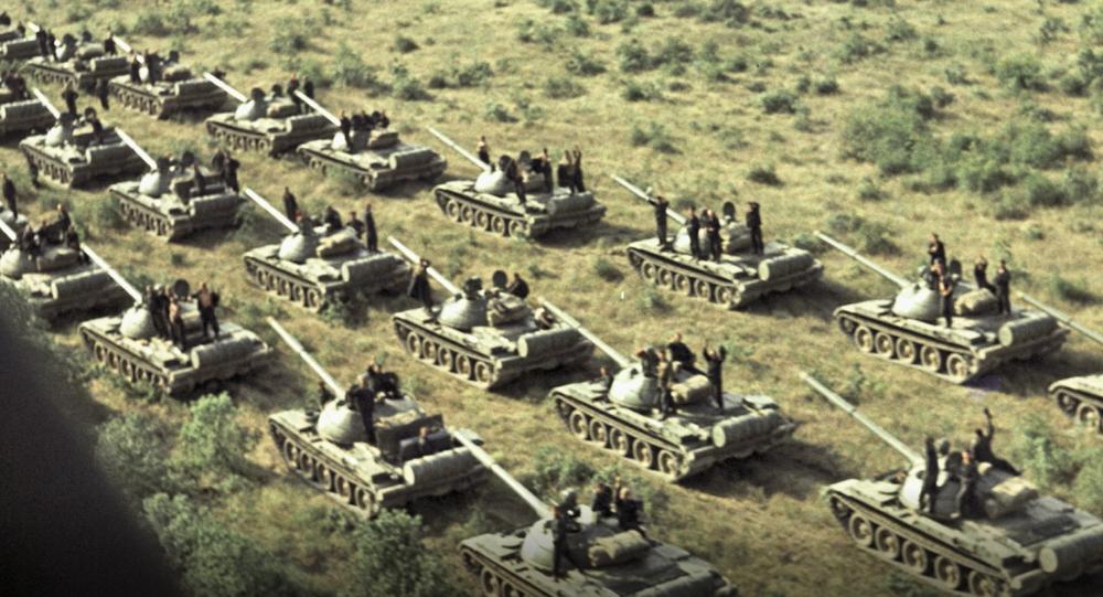 Před 30 lety sovětská armáda začala opouštět Československo
