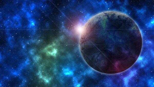 Zobrazení planety ve vesmíru - Sputnik Česká republika