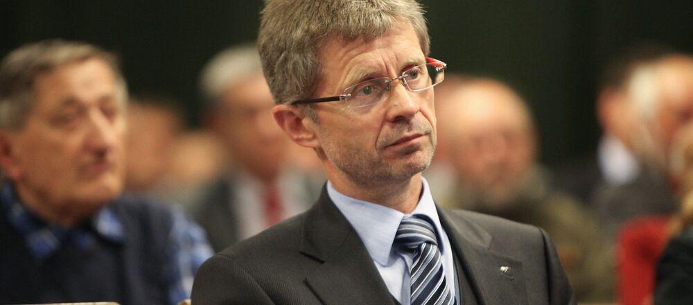 Předseda Senátu ČR Miloš Vystrčil