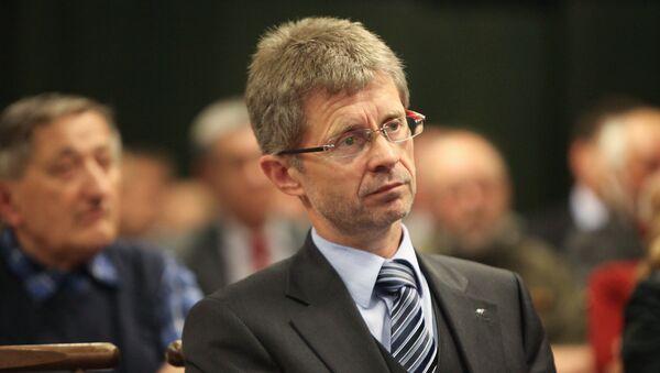 Miloš Vystrčil - Sputnik Česká republika