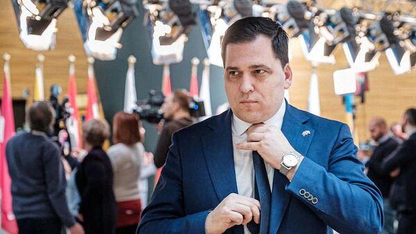 Europoslanec Tomáš Zdechovský - Sputnik Česká republika