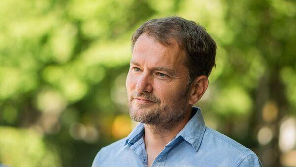 Slovenský politik Igor Matovič - Sputnik Česká republika