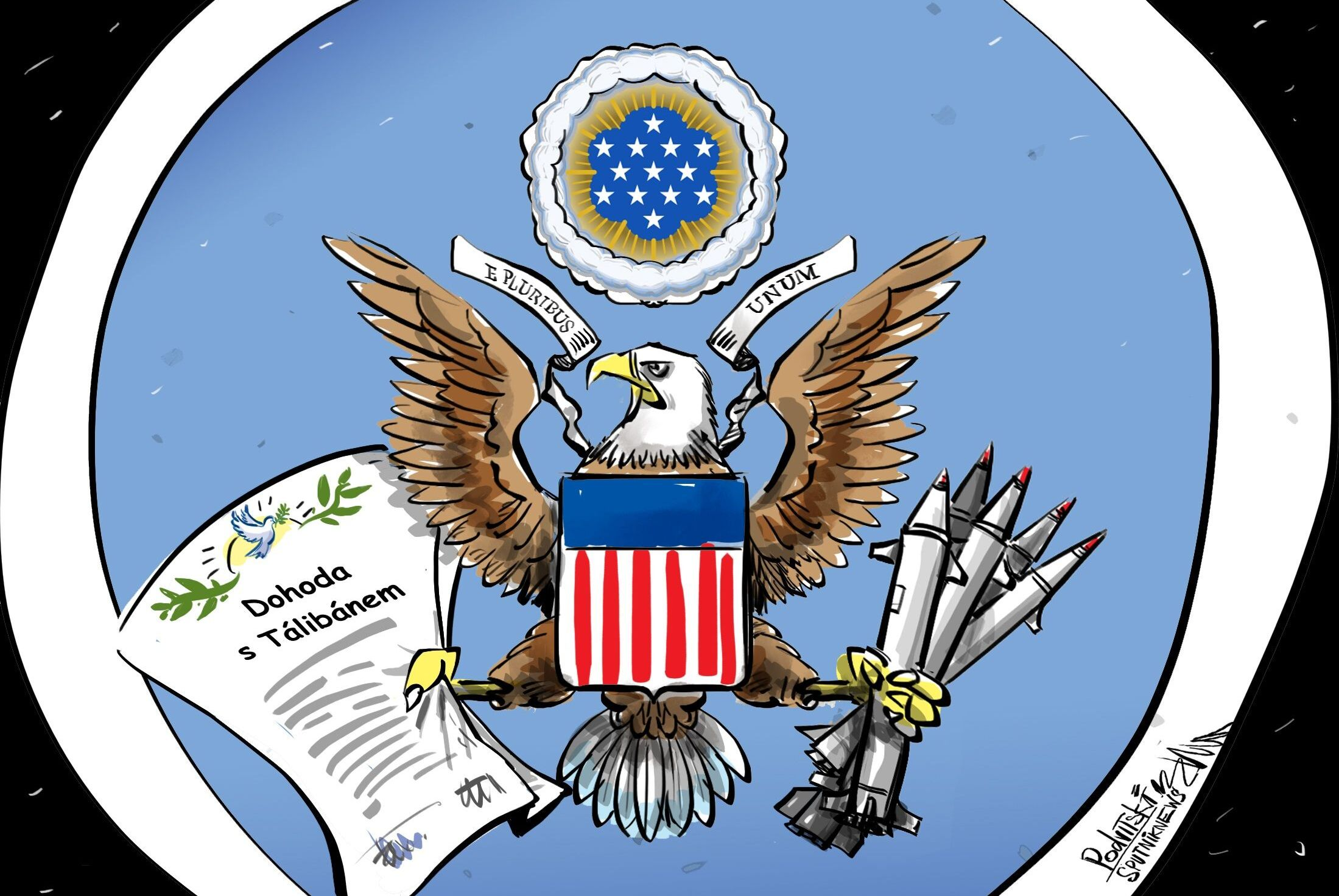 Dohoda s Tálibánem
