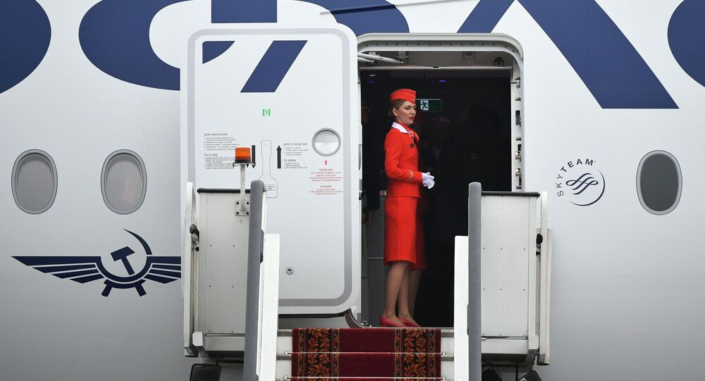 Ruská letuška
