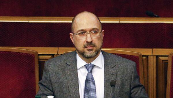 Denis Šmygal - Sputnik Česká republika