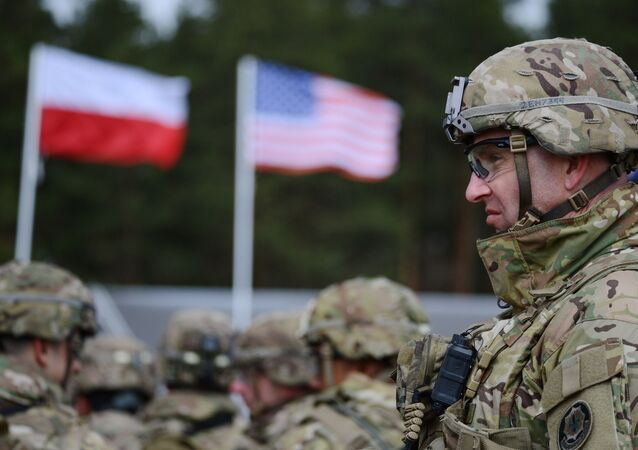 Vojáci NATO v Polsku