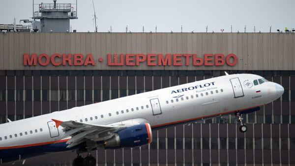 Mezinárodní letiště Šeremeťjevo - Sputnik Česká republika