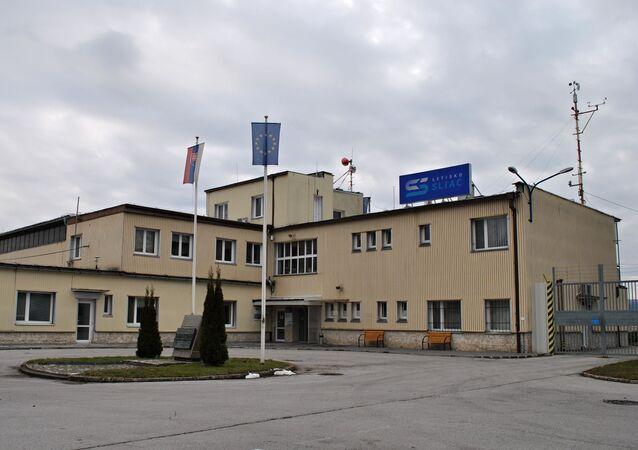 Letiště Sliač