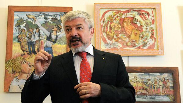 Vladimír Železný - Sputnik Česká republika