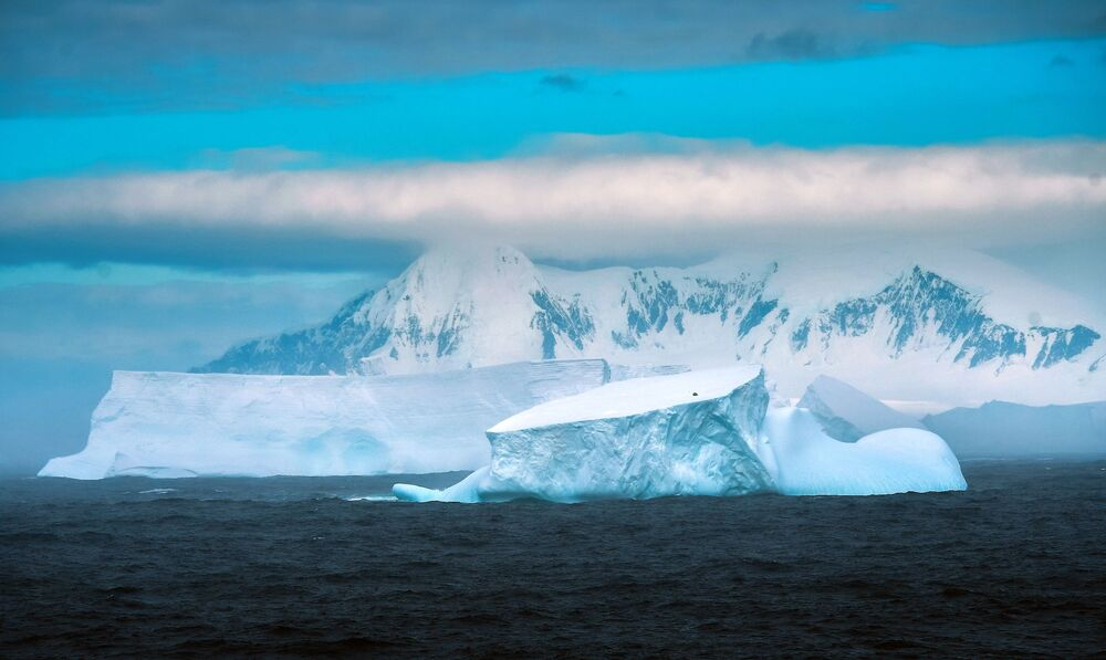 Ostrov Adelaide na Antarktidě