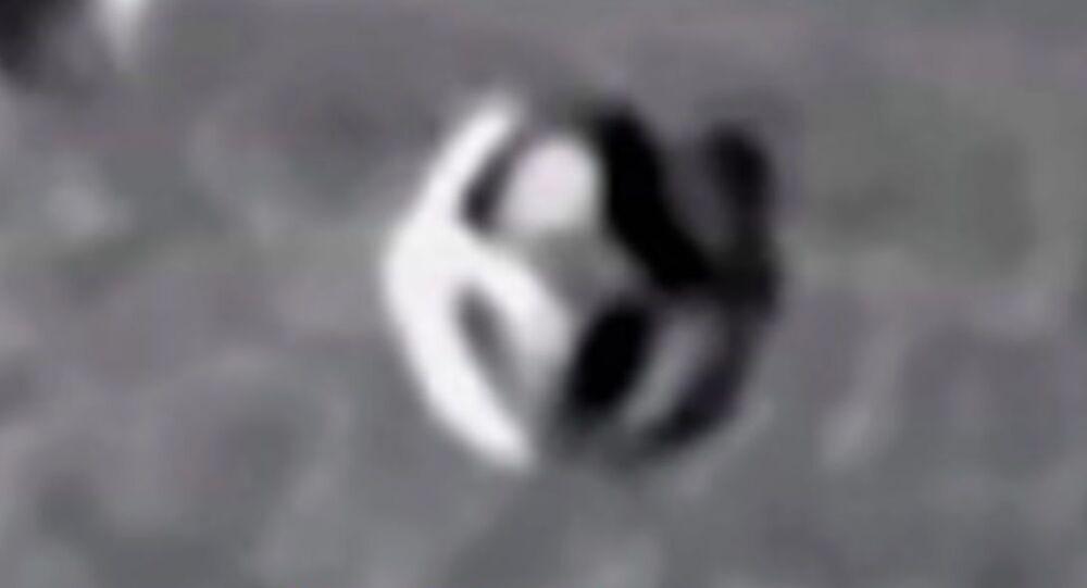 UFO v podobě Ezechielova kola