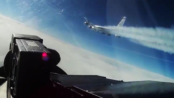 Průzkumné letadlo RC-135 - Sputnik Česká republika