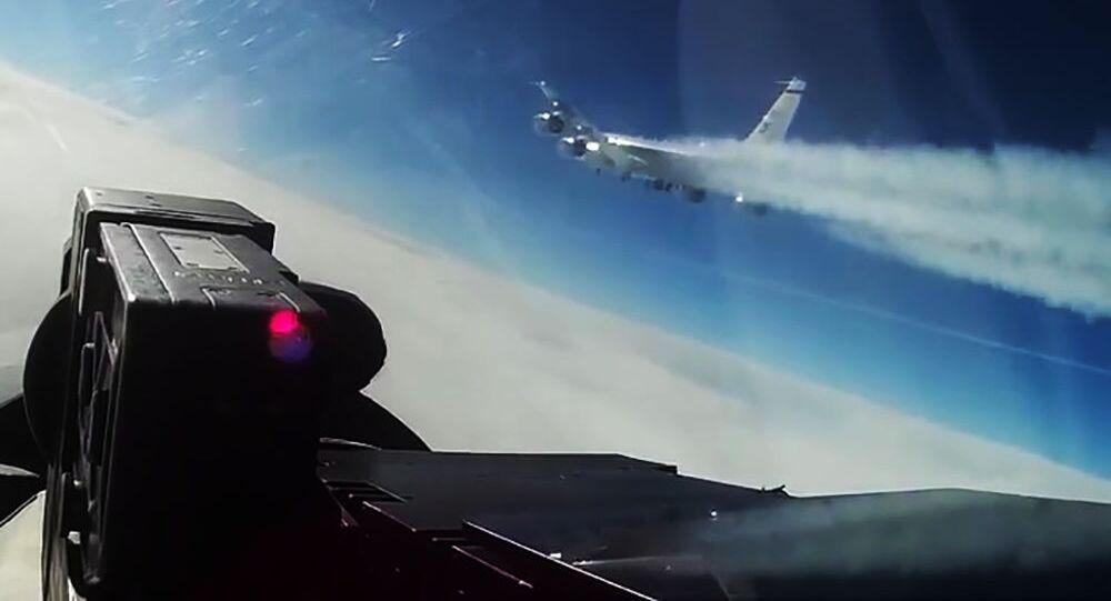 Průzkumné letadlo RC-135