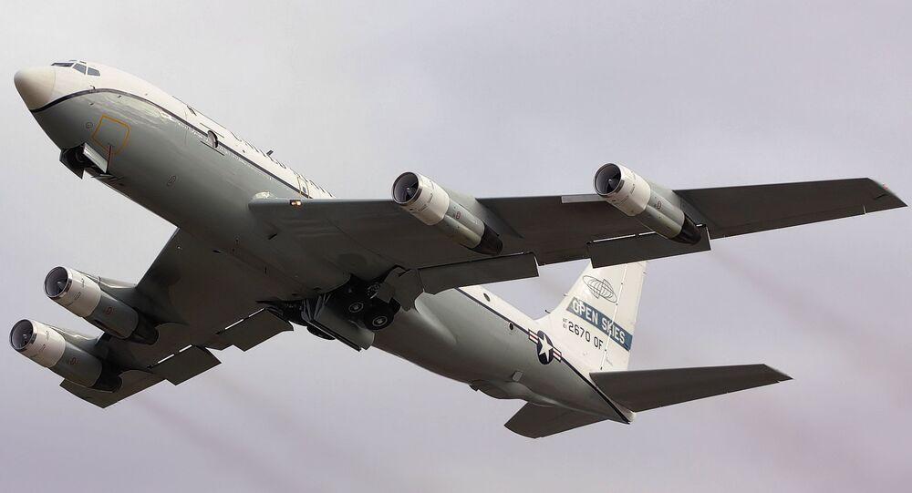 Americké špionážní letadlo