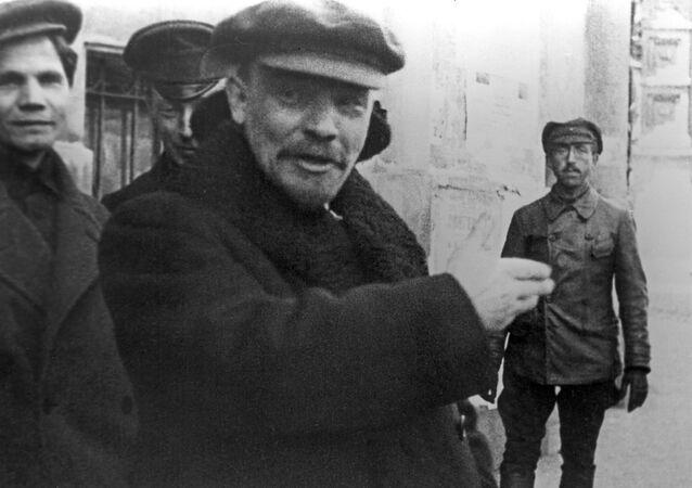 Vladimir Iljič Lenin, 1919