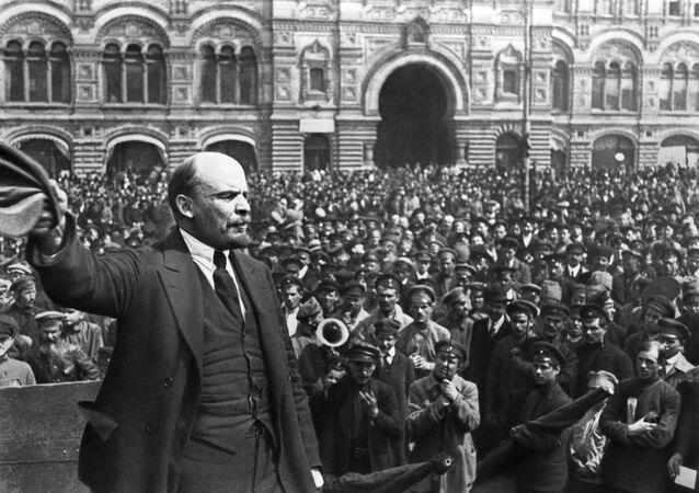 Vladimir Iljič Lenin, 25.5.1919