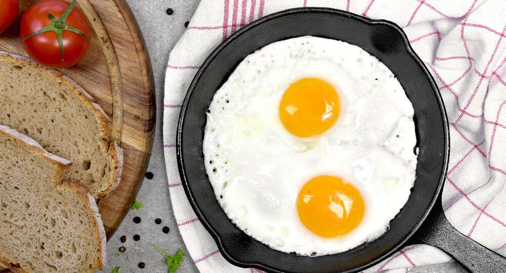 Smažené vajíčka