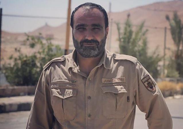 Íránský důstojník Farhad Dabirian