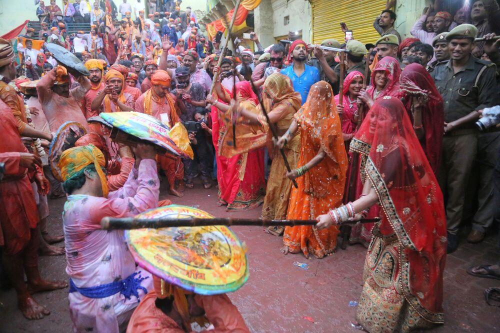 Festival barev v Indii