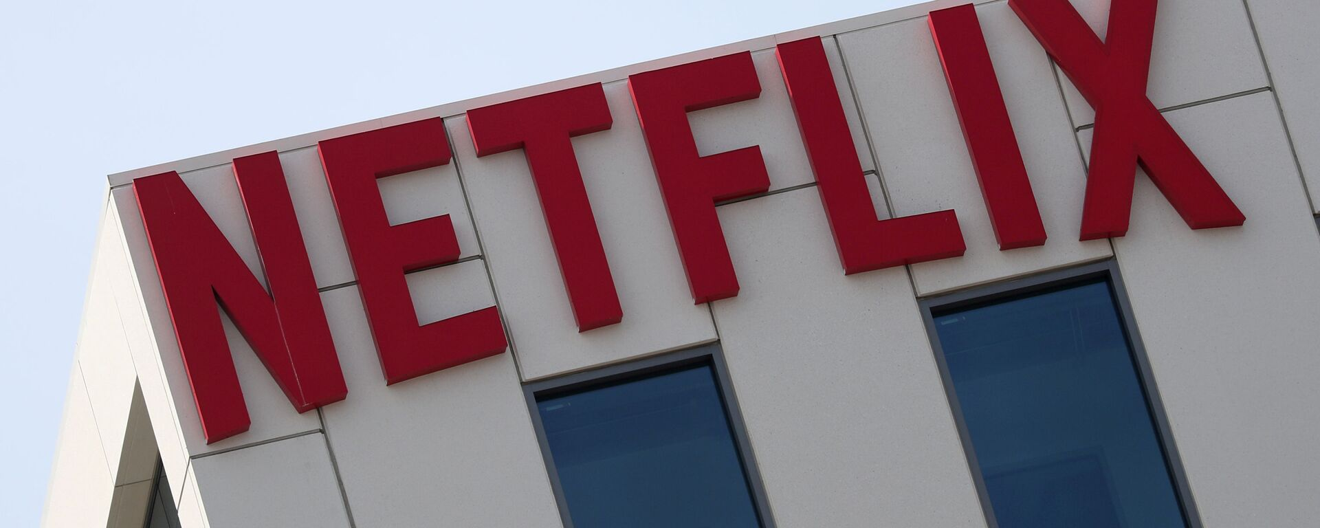 Logo společnosti Netflix - Sputnik Česká republika, 1920, 09.05.2021