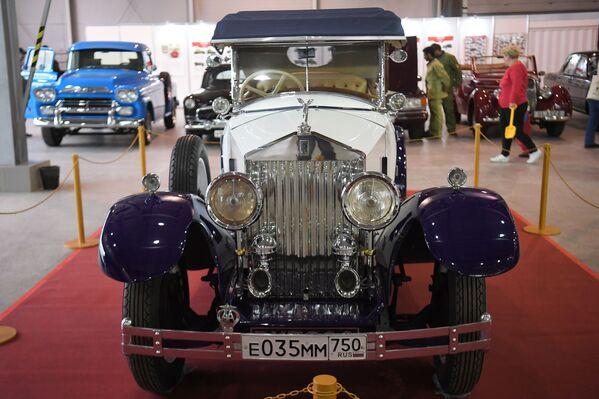 Auto Rolls-Royce 20/25HP - Sputnik Česká republika