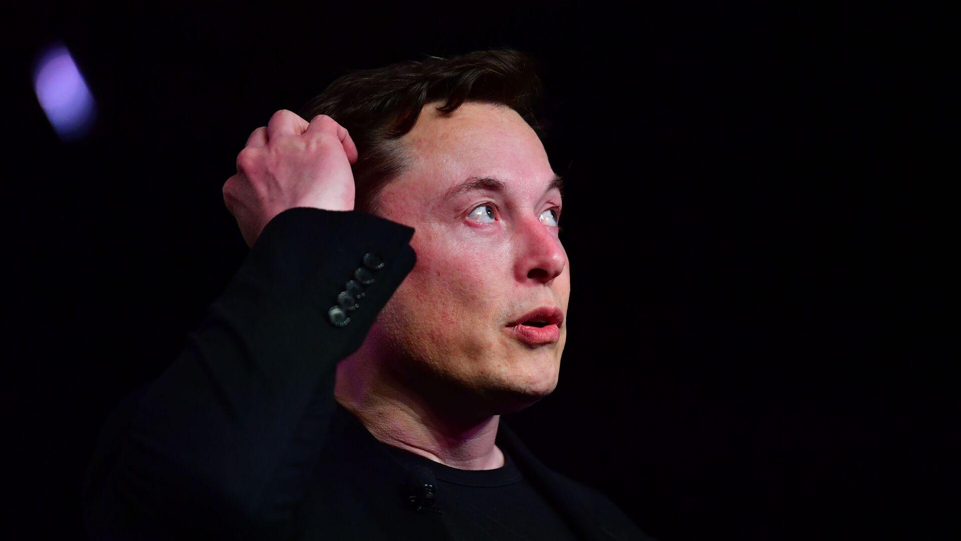 Elon Musk - Sputnik Česká republika, 1920, 25.07.2021