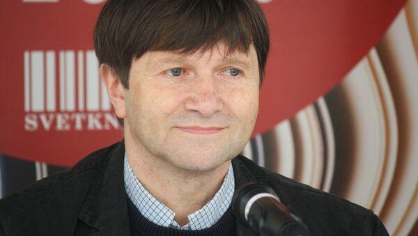 Český herec a divadelní ředitel Jan Hrušínský. - Sputnik Česká republika