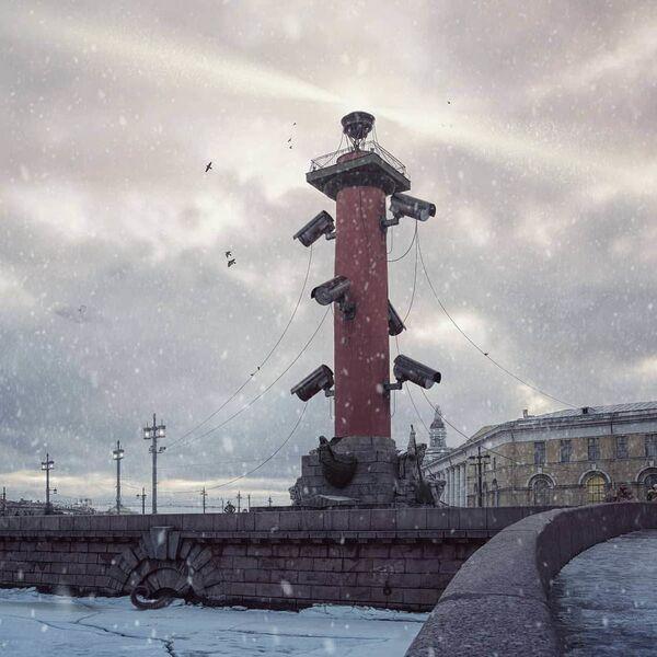 Umělecké pojetí fotografie Vadima Solovjeva - Sputnik Česká republika