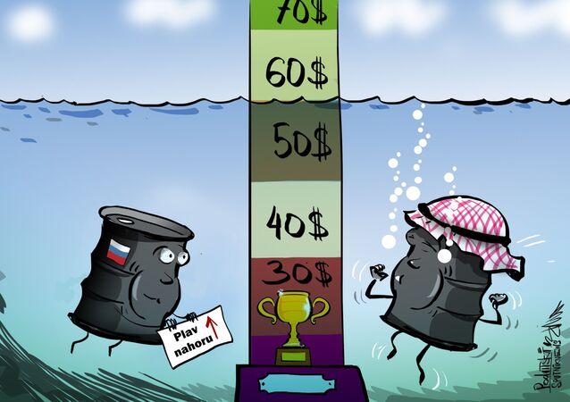 Experti: Rusko zvítězí v ropné válce