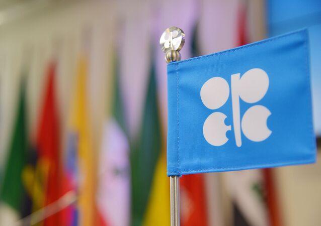 Vlajka OPEC