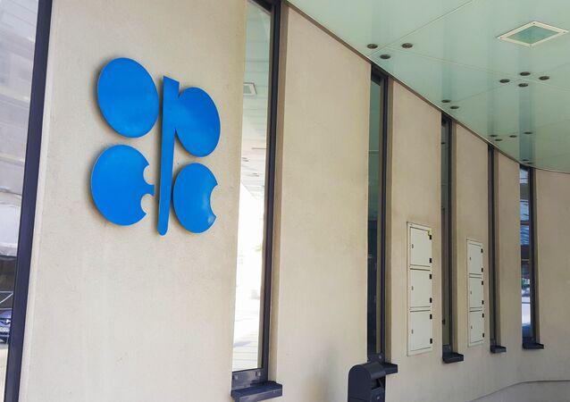 Logotyp OPEC