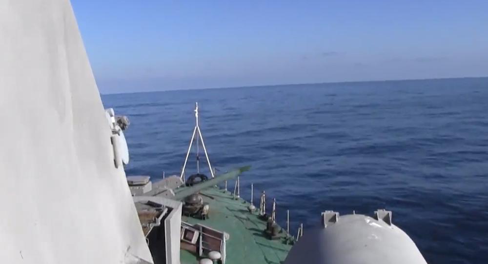 Video: Na území Ruska proběhly ohromující dělostřelecké a raketové palby