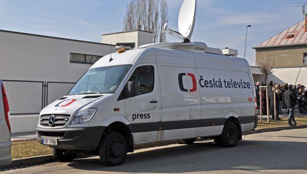 Auto ČT - Sputnik Česká republika