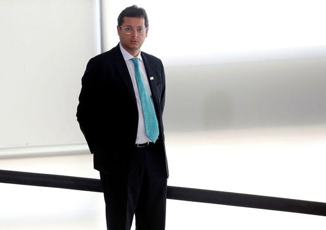 Tajemník pro komunikaci brazilského prezidenta Fábio Wajngarten