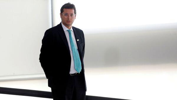 Tajemník pro komunikaci brazilského prezidenta Fábio Wajngarten - Sputnik Česká republika