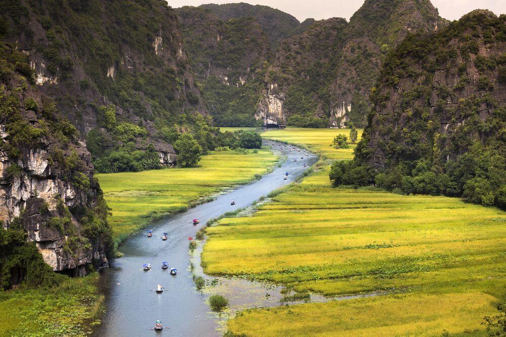 Nejkrásnější řeky světa dokáží svým půvabem