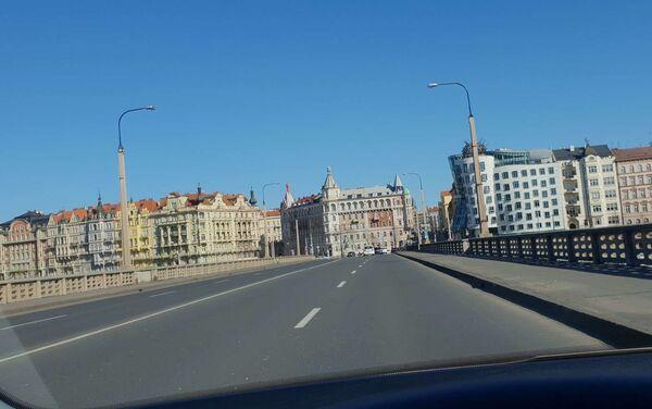 Jiráskův most - Sputnik Česká republika