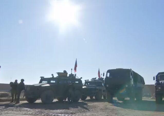 Četa ruské vojenské policie