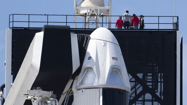 Raketa Falcon 9 - Sputnik Česká republika
