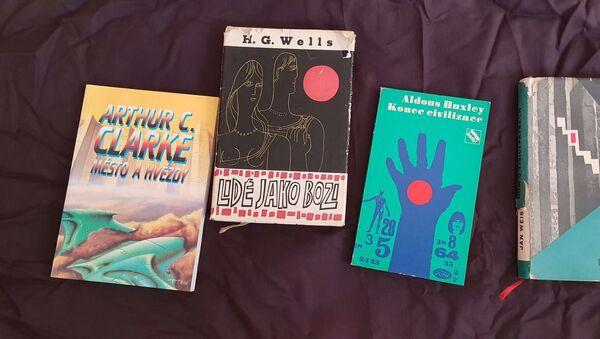 Obálky fantastických knih - Sputnik Česká republika